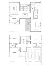 Two Story House Floor Plans Architecture Stunning Two Story House Floor Plan Of Beachaus