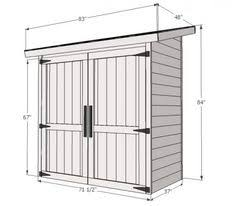 Diy Garden Shed Plans Free by How To Build A Shed On The Cheap Cheap Storage Storage And