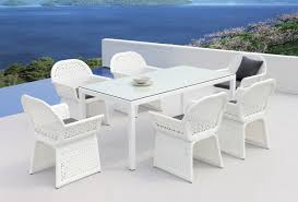 Best Wicker Patio Furniture Wonderful White Outdoor Furniture All Home Decorations