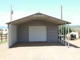Carport Styles by Utility Carports Colorado Steel Buildings Metal Garage Storage