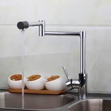 new design swivel 360 spray chrome brass water tap wash basin sink