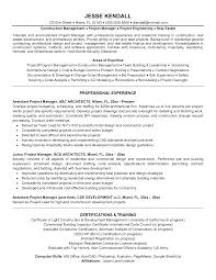 Assistant Property Manager Resume Sample by Assistant Project Manager Resume Sample Free Resume Example And