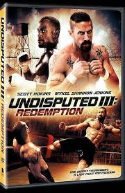 Undisputed 3 - Redemption poster