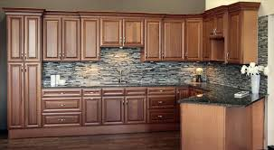 natural cherry shaker kitchen cabinets best home decor
