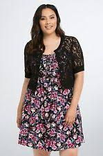 Plus Size Cropped Cardigan Plus Size Thin Knit Cardigan Torrid For Women Ebay