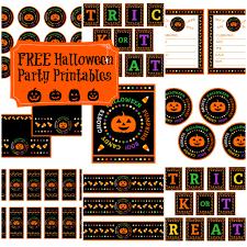 free printable halloween baby shower invitations free