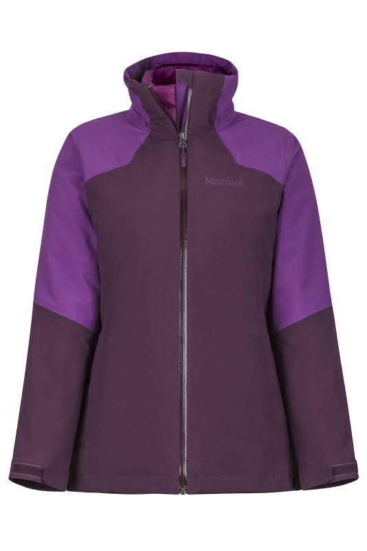 Marmot Featherless Component Jacket Dark Purple/Grape Small 46520-5799-S
