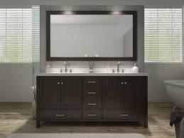 Cheap Bathroom Vanities With Tops by Ace Cambridge 73 Inch Double Sink Bathroom Vanity Set Espresso Finish