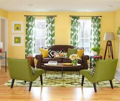 curtains yellow living room curtains laughing cream colored