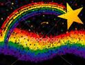 ist2_3819540-star-and-rainbow- ...