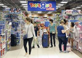 amazon black friday list toys r us joins bankruptcy list as amazon exerts influence
