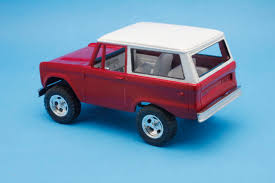 Old Ford Truck Model Kits - 66 u002777 early ford bronco resin kit truck aftermarket resin