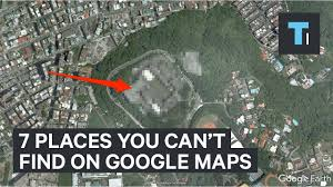 Google Maps Time Zones by 7 Places You Can U0027t Find On Google Maps Youtube