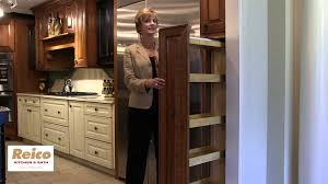 kitchen cabinet ideas pull out pantry storage youtube