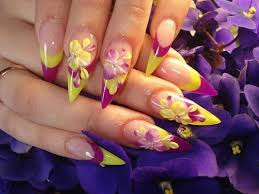 154 best 3d flores images on pinterest acrylic nails nail art