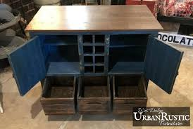 Distressed Black Kitchen Island by Trooque Com Industrial Style Kitchen Island Beauti