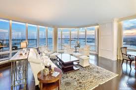 ritz carlton battery park u0027s luxe penthouse will be auctioned off