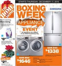 home depot black friday sales circular home depot boxing day 2017 sales flyer