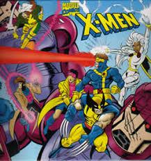 x-men la serie animada 90's