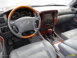 lexus jeep 2016 interior 2002 lexus lx 470 information and photos momentcar
