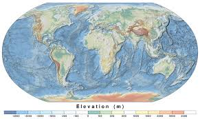 Colored World Map by World Maps Public Domain Pat The Free Open Source Portable