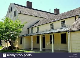 Gambrel Roof New York City Kitchen Wing And Main House With Gambrel Roof At