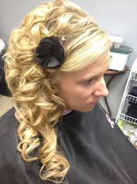 medium long hairstyles formal
