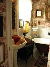 Decor Home Ideas Best Toile Bathroom Decor Home Decorating Ideas Blue And White Stylish
