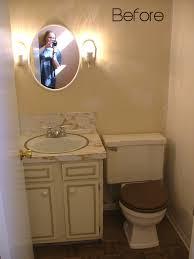 decor modern half bathroom colors rustic small half bathroom