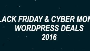best black friday cyber deals winning black friday u0026 cyber monday wordpress deals 2015