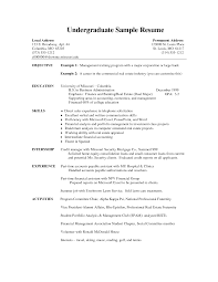 educational attainment example in resume resume sample for college student philippines frizzigame sample for college student philippines frizzigame