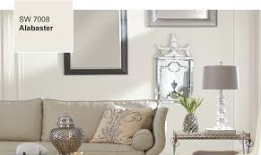 Sherwin Williams Interior Paint Colors by Color Of The Year Alabaster Sw 7008 By Sherwin Williams