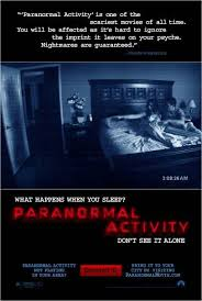 Paranormal Activity 1 izle