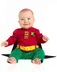 bane mask spirit halloween batman robin caped baby coverall exclusively at spirit halloween