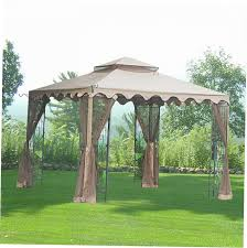Replacement Canopy Covers by Wilson And Fisher Gazebo Replacement Parts Gazebo Ideas