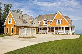 gorgeous shingle style house plan 970052vc architectural
