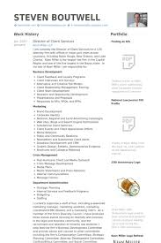 Director Of Client Services Resume Samples   VisualCV Resume     Director Of Client Services Resume Samples