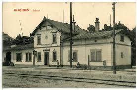 Königsbrück railway station