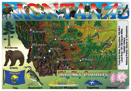 Large Map Of Usa by Montana Road Map Mt Road Map Montana Highway Map Montana Montana