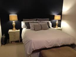 Navy Blue Wall Bedroom Master Bedroom Accent Wall U003e Pierpointsprings Com