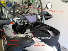 r1200gs fuse box example pictorial adventure rider