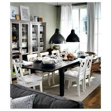 Black And White Dining Room Chairs Stornäs Extendable Table Ikea