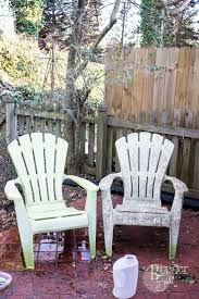 How To Clean Outdoor Patio Furniture by The 25 Best Plastic Patio Chairs Ideas On Pinterest Plastic