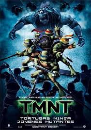 Tortugas Ninja Jovenes Mutantes