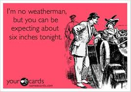 Fiesta Frog pick up line weatherman