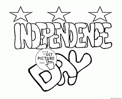 independence day of america usa 4 july coloring pages printable