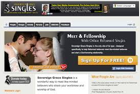 An Interview with Dean from SovereignGraceSingles com   SingleRoots