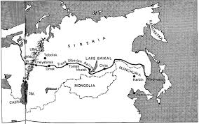 Blank Physical Map Of Russia by Victor Serge Year One Of The Russian Revolution 8 The July