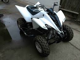 used 2009 yamaha raptor 350 atvs for sale in texas this machine