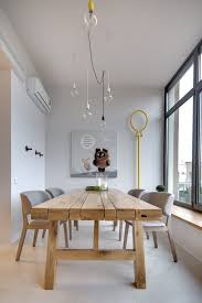 Rustic Modern Dining Room Tables by Best 20 Reclaimed Wood Dining Table Ideas On Pinterest Rustic